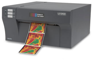 Primera LX 900 Color Label Printer