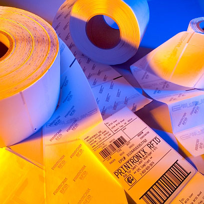 Printronix Smart Label RFID Tag