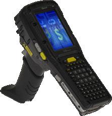 Psion Teklogix Omnii XT 10 Hand Held Computer