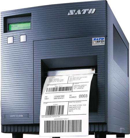 SATO CL408 e RFID RFID Printer