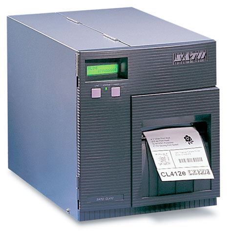 SATO CL412 e RFID RFID Printer