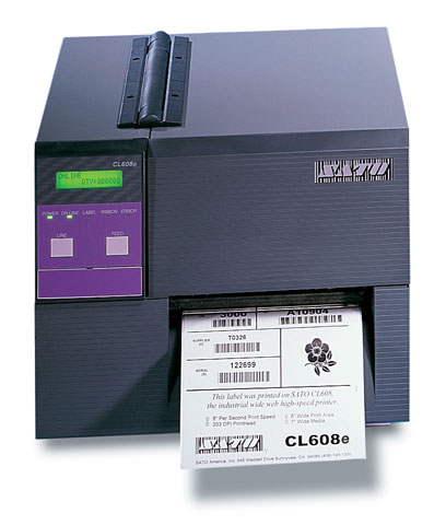 SATO CL608 e Printer