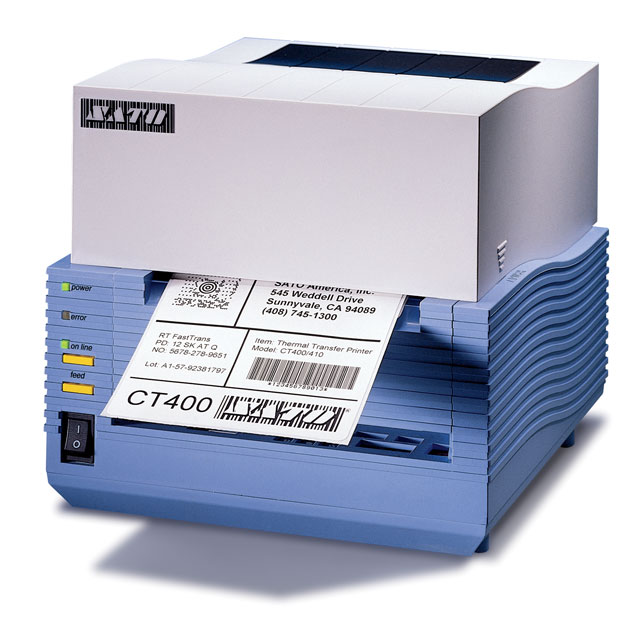 SATO CT400 Printer