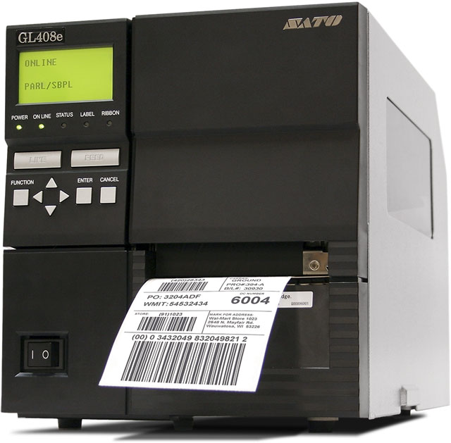 SATO GL408 e Printer