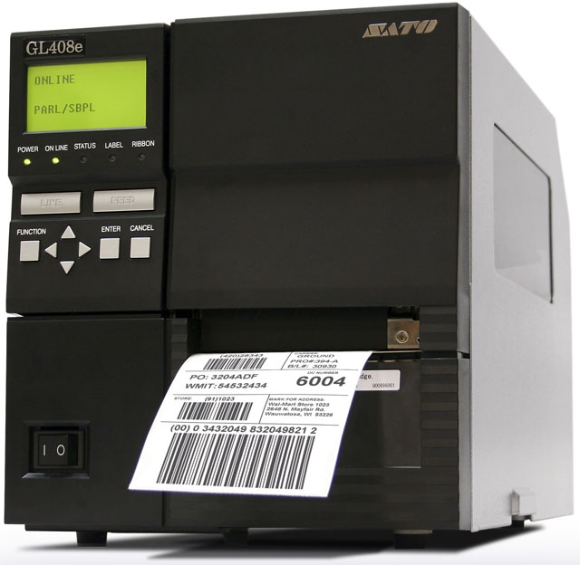 SATO GL4e Series Printer
