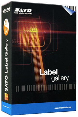 SATO Label Gallery Upgrades Bar code Software