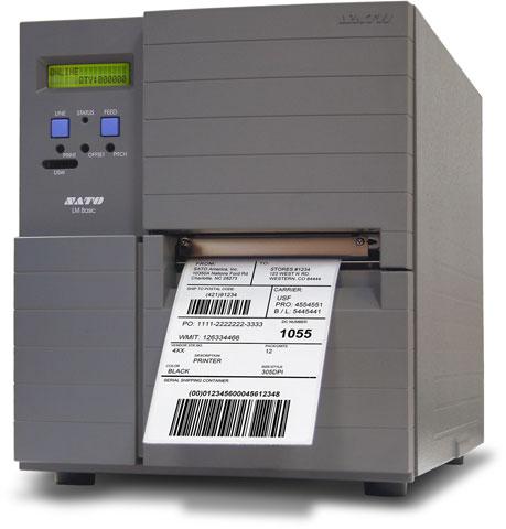 SATO LM412 e Printer
