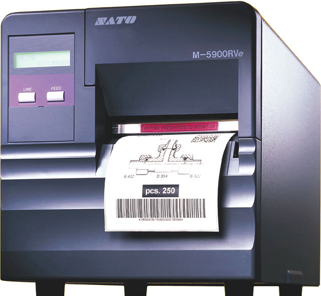 SATO M-5900 RV e Printer