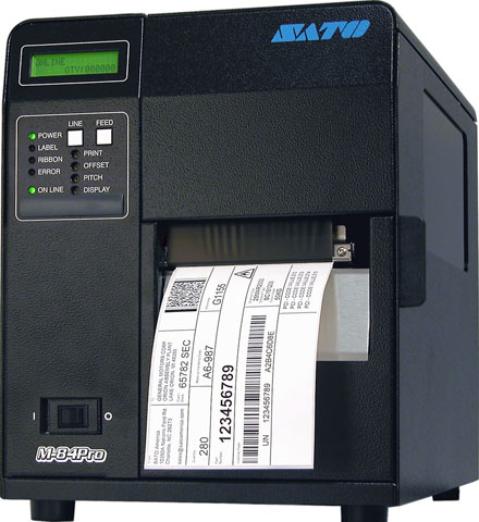 SATO M84 Pro Series Printer