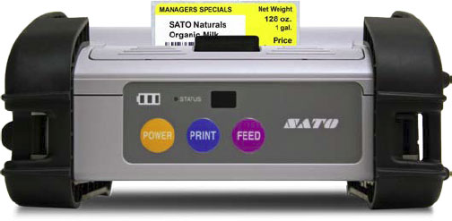 SATO MBi Series: MB400 i Portable Printer