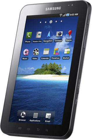 Samsung Galaxy Tablet Tablet Computer