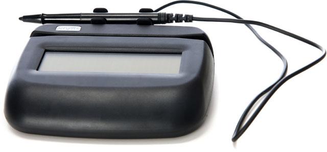 Scriptel ST1525 ProScript Magstripe LCD Signature Capture Pad