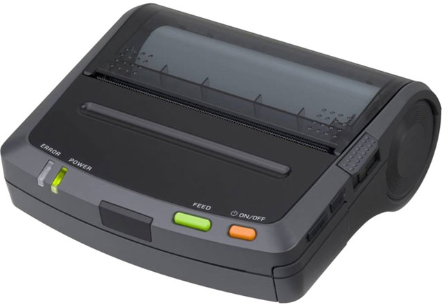 Seiko DPU-S445 Portable Printer