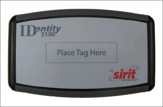 Sirit IDentity 3100 RFID Reader