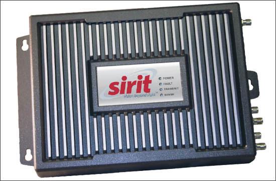 Sirit INfinity 510 RFID Reader