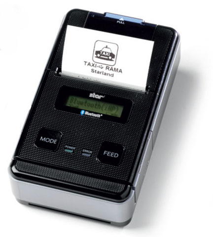 Star SM-S220I-DB40 Portable Printer