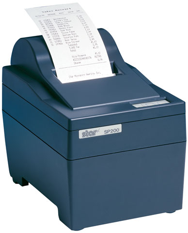 Star SP200 Series: SP242 Printer