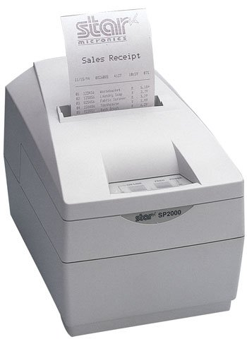 Star SP2000 Series: SP2360 Printer