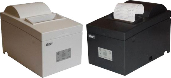 Star SP500 Series: SP542 Printer