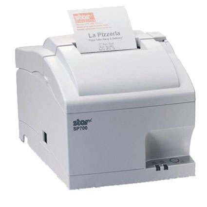 Star SP700 Series: SP742 Printer