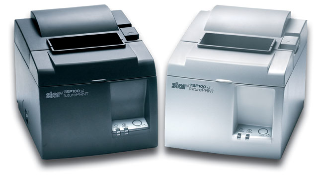 Star TSP 143 LAN Printer