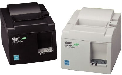 Star TSP 100 ECO Printer