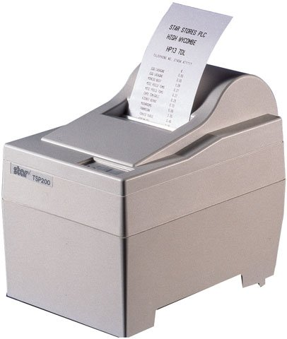 Star TSP200 Series Printer