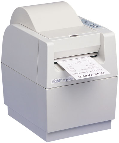 Star TSP 400 Series: TSP412 Printer