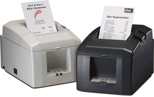 Star TSP 600ii Series: TSP651 & TSP654 Printer