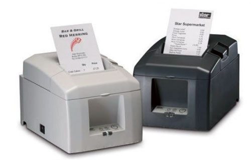 Star TSP 650 Series: TSP651 Printer