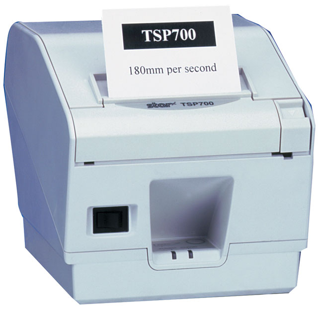Star TSP700ii Series: TSP743 Printer