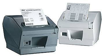 Star TSP 800 II Series: TSP847 Printer