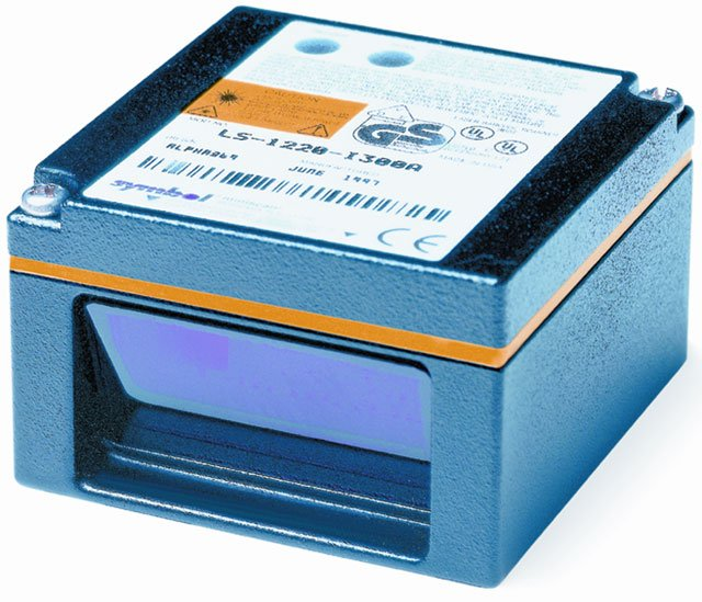 Symbol LS1220 Scanner