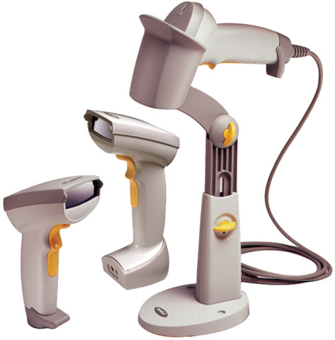 Symbol LS4000 Scanner