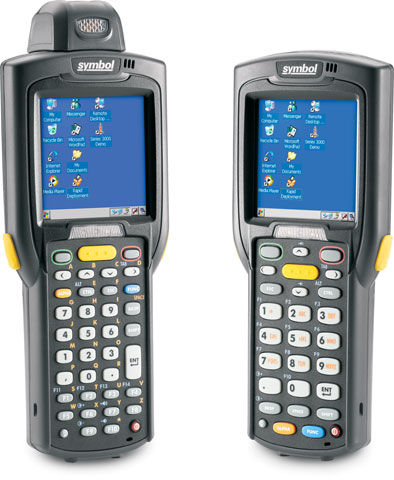 Symbol MC 3000 Hand Held Computer