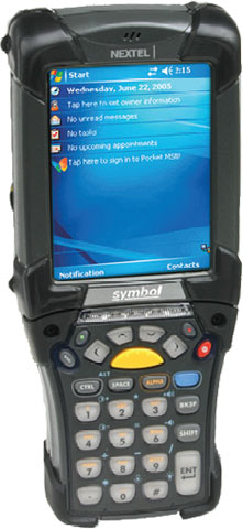 Symbol MC9097-S Hand Held Computer