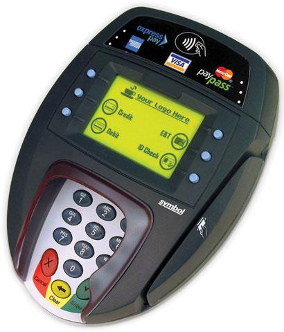 Symbol PD 4700 Payment Terminal