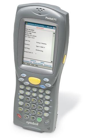 Symbol PDT8142 Hand Held Computer