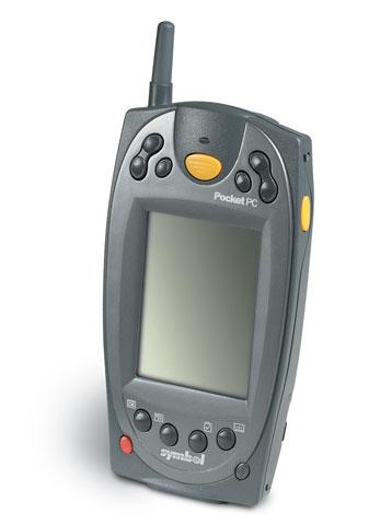 Symbol PPT2833 Hand Held Computer