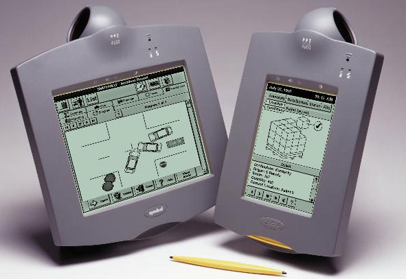 Symbol PPT4600 Hand Held Computer