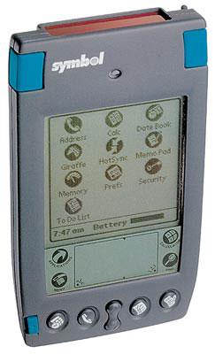 Symbol SPT1500 Hand Held Computer