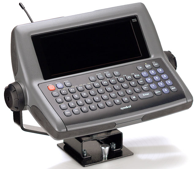 Symbol VRC 7900 Terminal