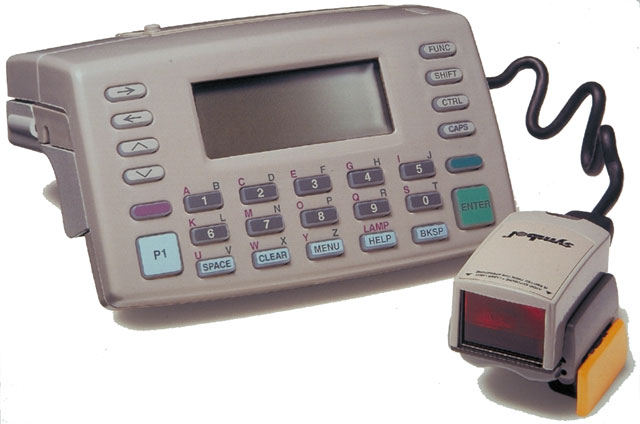 Symbol WSS1000 Hand Held Computer
