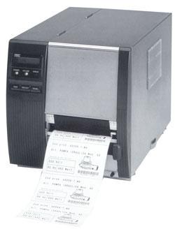 Toshiba TEC B572 Printer