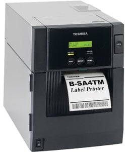 Toshiba TEC B-SA4TM Printer