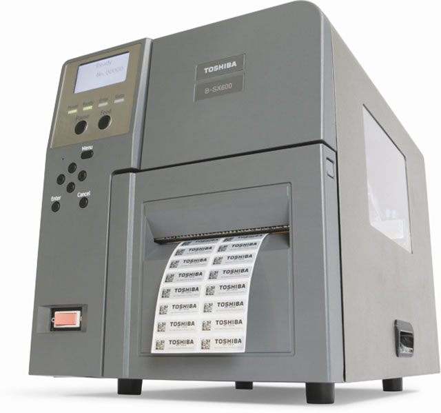 Toshiba TEC B-SX600 Printer