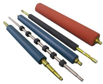 TSC Platen Rollers and Assemblies