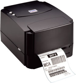 TSC TTP-244 Plus Printer