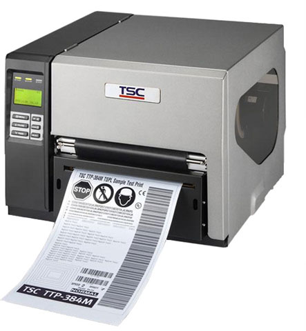 TSC TTP-384M Printer