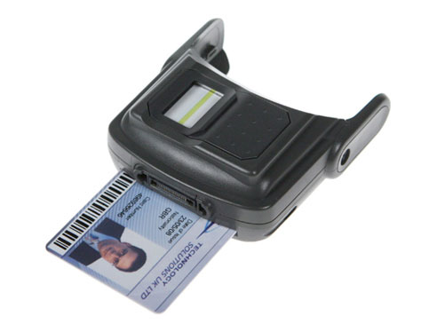 TSL 1084 Biometric Tri-Scan Reader Smart Card Reader